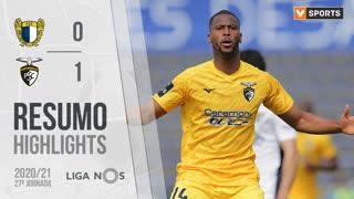 I Liga (27ªJ): Resumo FC Famalicão 0-1 Portimonense
