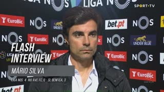 Mário Silva: