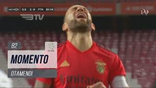 SL Benfica, Jogada, Otamendi aos 82'