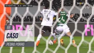 Sporting CP, Caso, Pedro Porro aos 68'