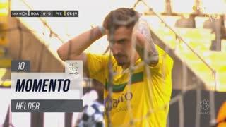 FC P.Ferreira, Jogada, Hélder aos 10'