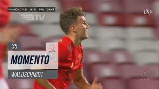 SL Benfica, Jogada, Waldschmidt aos 35'