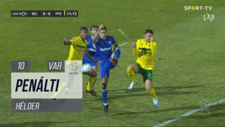 FC P.Ferreira, Penálti, Hélder aos 10'