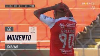 SC Braga, Jogada, Galeno aos 80'