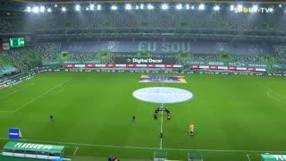 Sporting CP x Portimonense: Confere aqui a constituição das equipas!