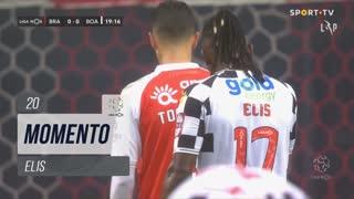 Boavista FC, Jogada, Elis aos 20'