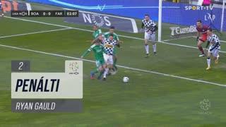 SC Farense, Penálti, Ryan Gauld aos 2'