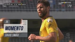 Moreirense FC, Jogada, David Simão aos 36'