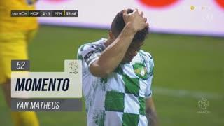 Moreirense FC, Jogada, Yan Matheus aos 52'
