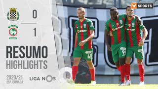Liga NOS (29ªJ): Resumo Boavista FC 0-1 Marítimo M.