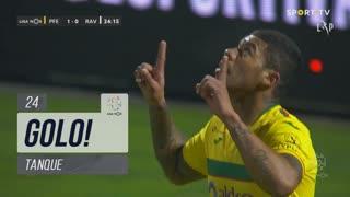 GOLO! FC P.Ferreira, Tanque aos 24', FC P.Ferreira 1-0 Rio Ave FC