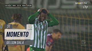 Rio Ave FC, Jogada, Gelson Dala aos 31'