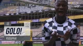 GOLO! Boavista FC, Yusupha aos 13', Boavista FC 2-1 Rio Ave FC