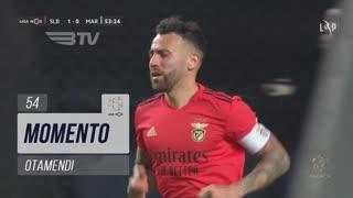 SL Benfica, Jogada, Otamendi aos 54'