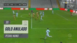 Moreirense FC, Golo Anulado, Pedro Nuno aos 30'