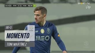 FC Porto, Jogada, Toni Martínez aos 90'+3'