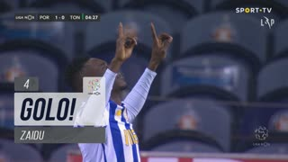 GOLO! FC Porto, Zaidu aos 4', FC Porto 1-0 CD Tondela