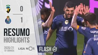 Liga NOS (15ªJ): Resumo Flash SC Farense 0-1 FC Porto