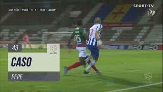 FC Porto, Caso, Pepe aos 43'