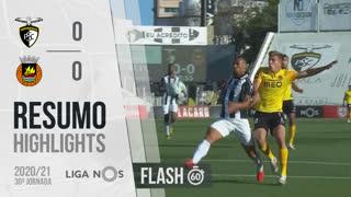 I Liga (30ªJ): Resumo Flash Portimonense 0-0 Rio Ave FC