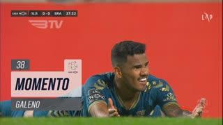 SC Braga, Jogada, Galeno aos 38'