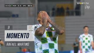 Moreirense FC, Jogada, Rafael Martins aos 9'