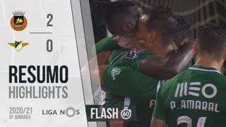 Liga NOS (6ªJ): Resumo Flash Rio Ave FC 2-0 Moreirense FC