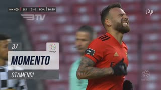SL Benfica, Jogada, Otamendi aos 37'