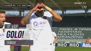 GOLO! FC P.Ferreira, Tanque aos 12', FC P.Ferreira 1-0 Moreirense FC