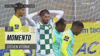 Moreirense FC, Jogada, Steven Vitória aos 37'
