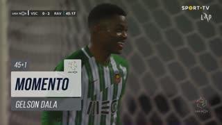 Rio Ave FC, Jogada, Gelson Dala aos 45'+1'