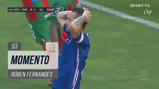 Gil Vicente FC, Jogada, Rúben Fernandes aos 53'