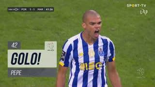 GOLO! FC Porto, Pepe aos 42', FC Porto 1-1 Marítimo M.