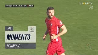 Gil Vicente FC, Jogada, Henrique aos 78'