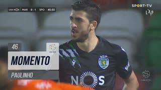 Sporting CP, Jogada, Paulinho aos 46'