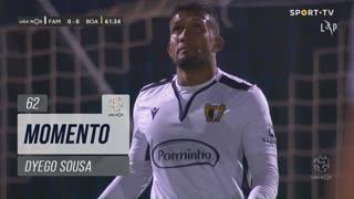 FC Famalicão, Jogada, Dyego Sousa aos 62'
