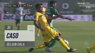Rio Ave FC, Caso, Gelson Dala aos 30'