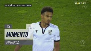 Vitória SC, Jogada, Edwards aos 33'