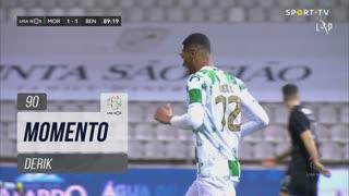 Moreirense FC, Jogada, Derik aos 90'