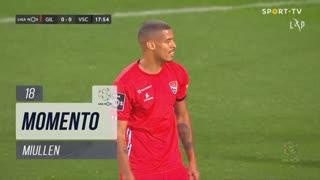 Gil Vicente FC, Jogada, Miullen aos 18'