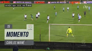 Rio Ave FC, Jogada, Carlos Mané aos 19'