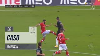 SL Benfica, Caso, Darwin aos 30'