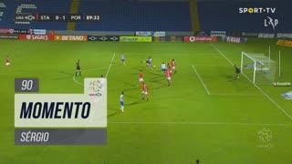 FC Porto, Jogada, Sérgio aos 90'