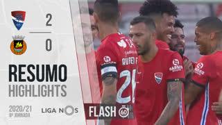 Liga NOS (8ªJ): Resumo Flash Gil Vicente FC 2-0 Rio Ave FC