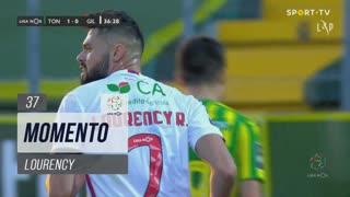 Gil Vicente FC, Jogada, Lourency aos 37'