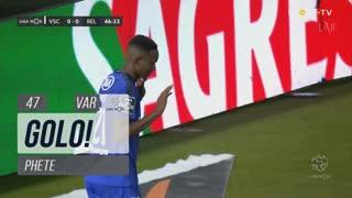 GOLO! Belenenses SAD, Phete aos 47', Vitória SC 0-1 Belenenses SAD