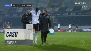 Vitória SC, Caso, Jorge F. aos 56'