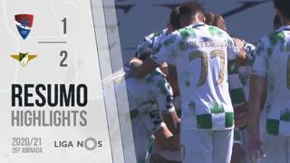 I Liga (26ªJ): Resumo Gil Vicente FC 1-2 Moreirense FC