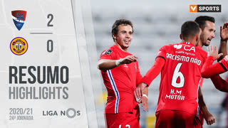 Liga NOS (24ªJ): Resumo Gil Vicente FC 2-0 CD Nacional
