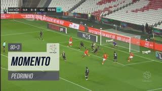 SL Benfica, Jogada, Pedrinho aos 90'+3'